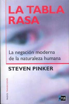 La tabla rasa – Steven Pinker