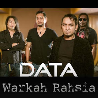 Lirik Lagu Warkah Rahsia - Data
