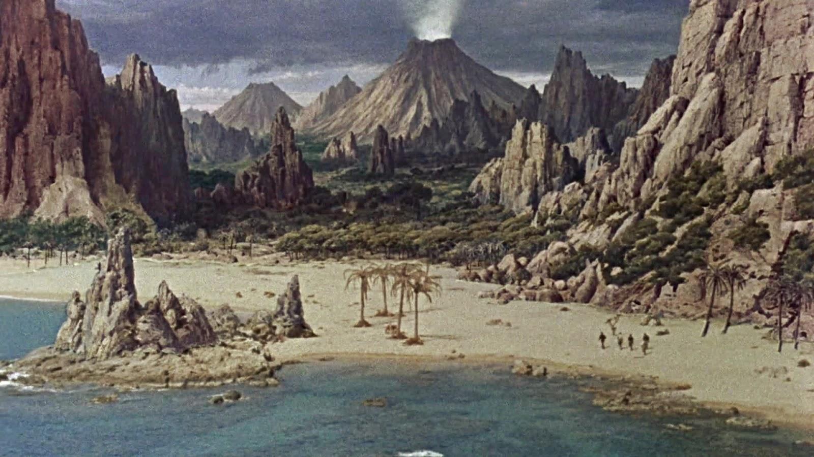 жюль верн картинки острова своих близких друзей