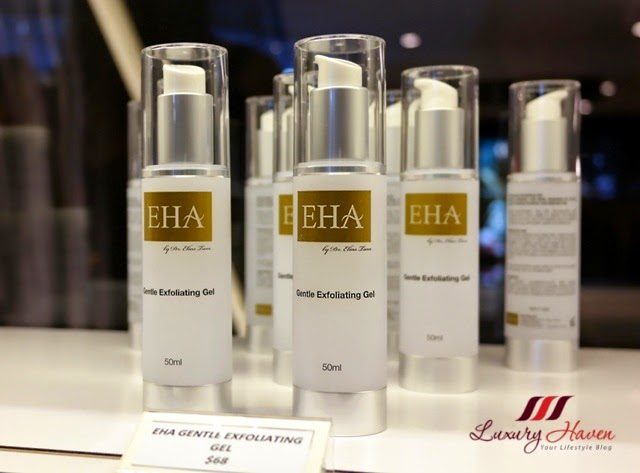 eha gentle exfoliating gel review all skin types