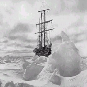 Ernest Shackleton y el Endurance