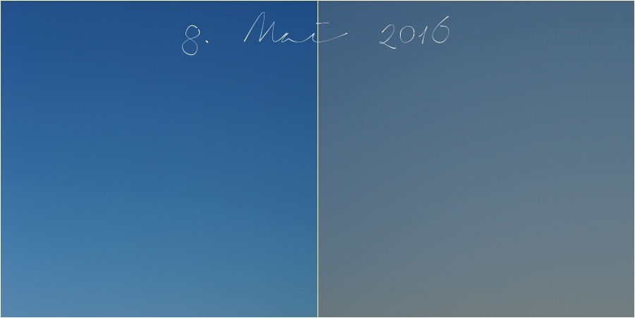 Blog + Fotografie by it's me! | fim.works | Himmel am 8. Mai 2016