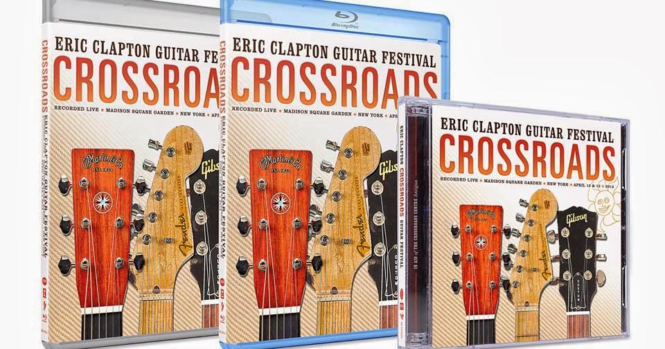 Crossroads Clapton Dvd Eric