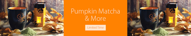 Pumpkin Matcha & More - Limited Time