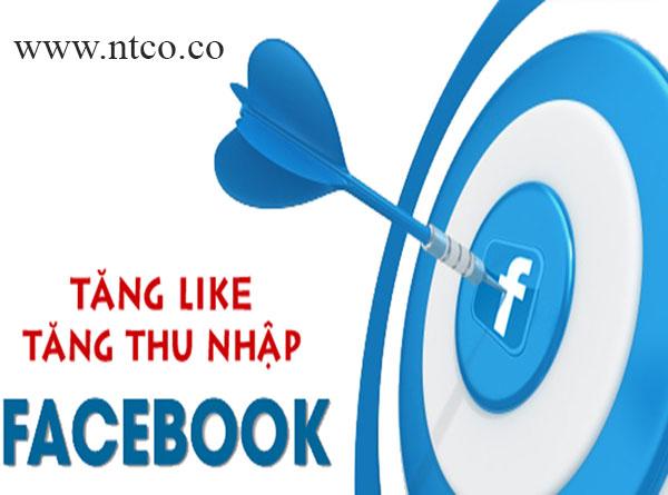 Hieu qua khi tang like facebook