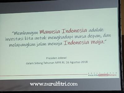 Generasi Muda Maju untuk Indonesia Kreatif