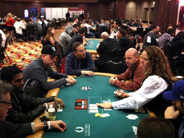 Mais convites para torneios de cassinos em Las Vegas