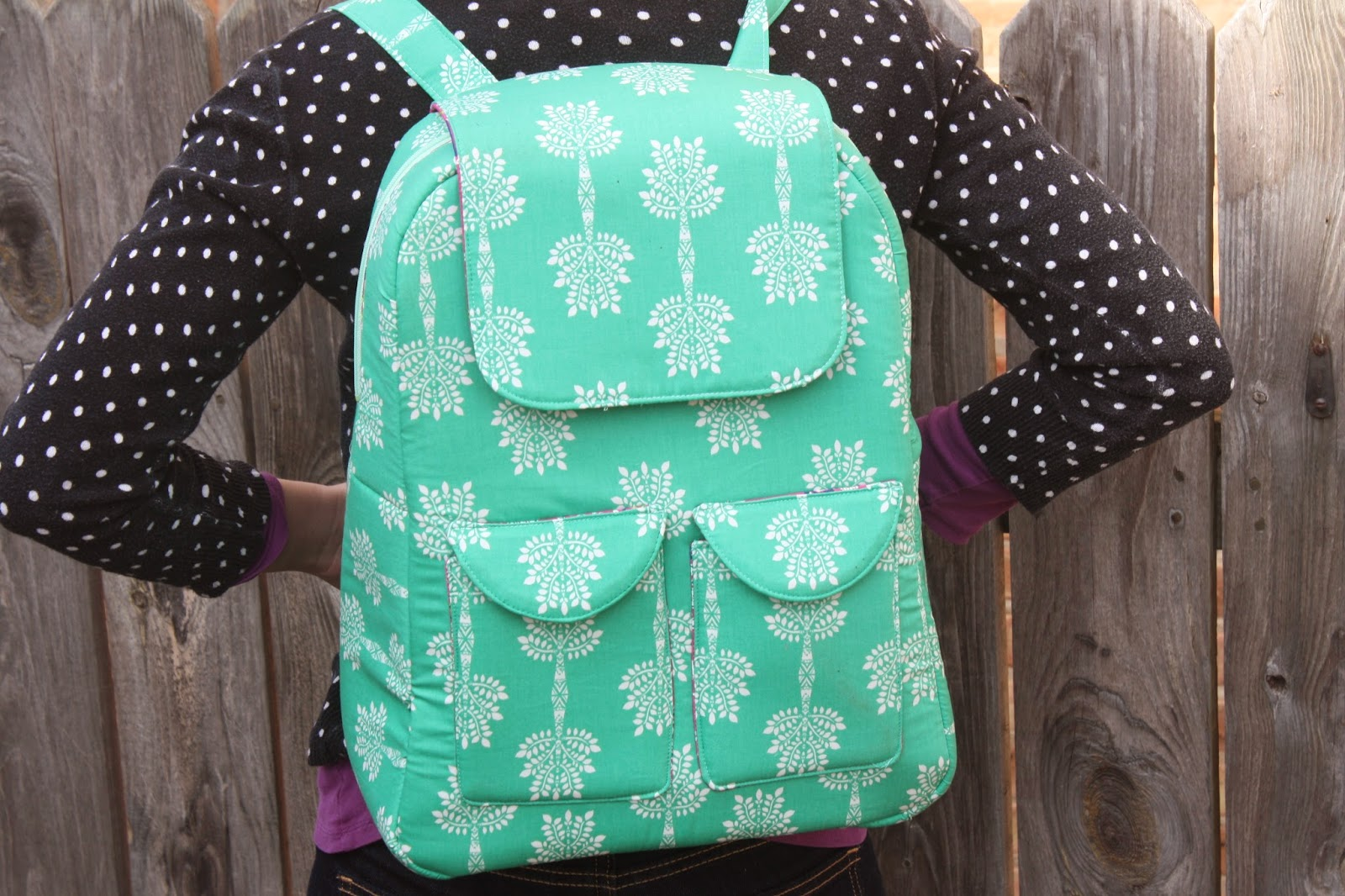Edelweiss backpack sew sweetness youll have lots of places to store the essentials that you need to keep within easy reach this is an intermediate level sewing pattern jeuxipadfo Choice Image