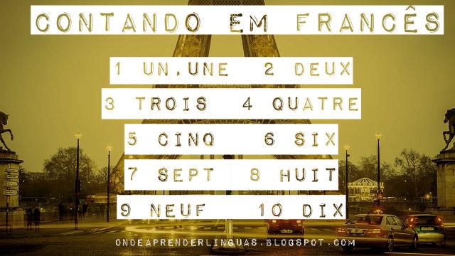 adjetivos cv frances