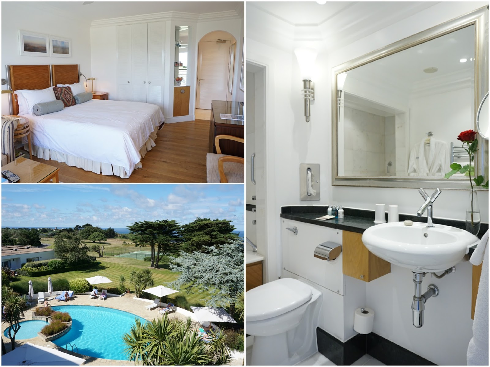 channel islands | review of the atlantic hotel, jersey
