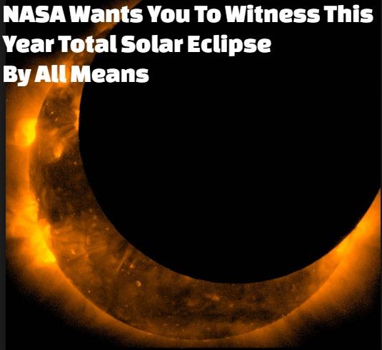NASA, SOLAR ECLIPSE, TECH NEWS, TECHNEWS, TECHNOLOGY, TECH, SPACE EXPLORATION, EARTH,