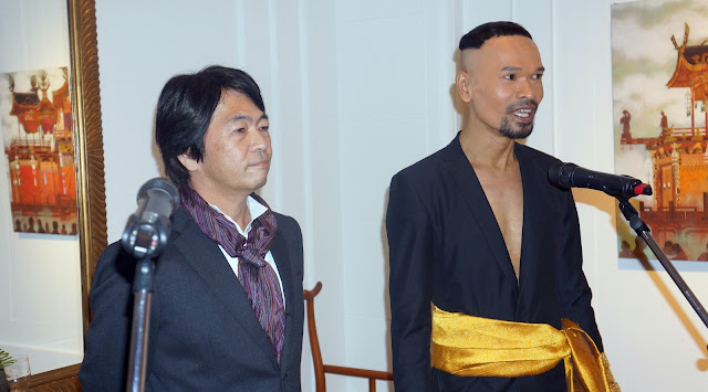 Takakazu Yamada et Em Riem