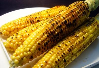 jagung bakar pedas manis
