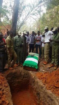 29-year-old Corps member who died of heart failure laid to rest in Benue State