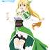 Tags: Render, ALfheim Online, Cleavage, Dress, Elf, Full body, Kirigaya Suguha, Large Breasts, Leafa, Ponytail, Shorts, Stockings, Sword Art Online, Thigh Highs