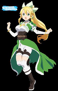 Sword Art Online - Leafa Render 12