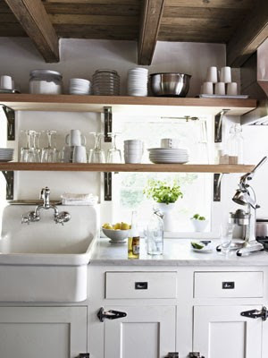 Sink Styles For Country Kitchen : ... modern interiors: Country Style Home :: Kitchen Sink Design Ideas