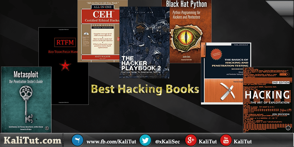 Hacking Book For Pc