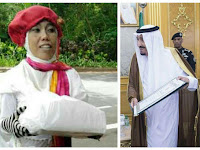 Ya Ampun.. Ngasih Raja Salman Kado, Ibu Ini Diringkus Tim Penjinak Bom, Ternyata Isinya Barang Mahal