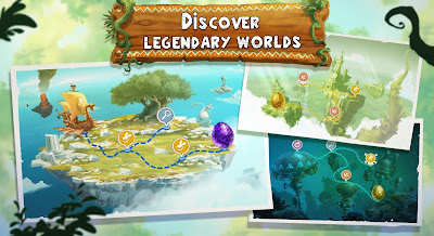 Download Game Rayman Adventures APK