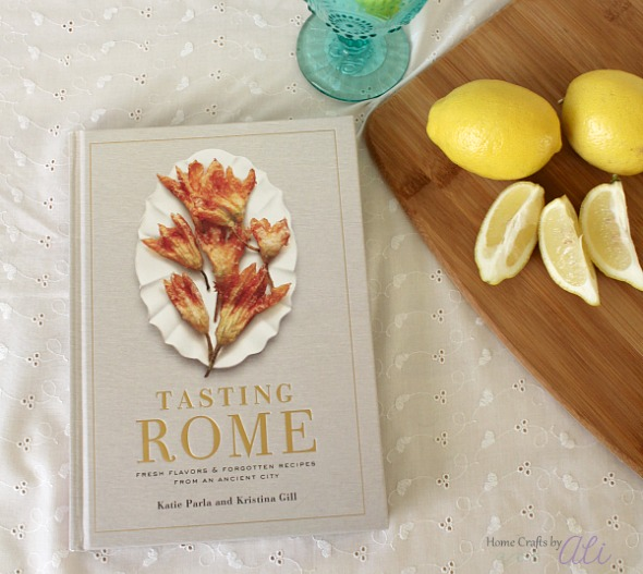 A book review of tasting Rome
