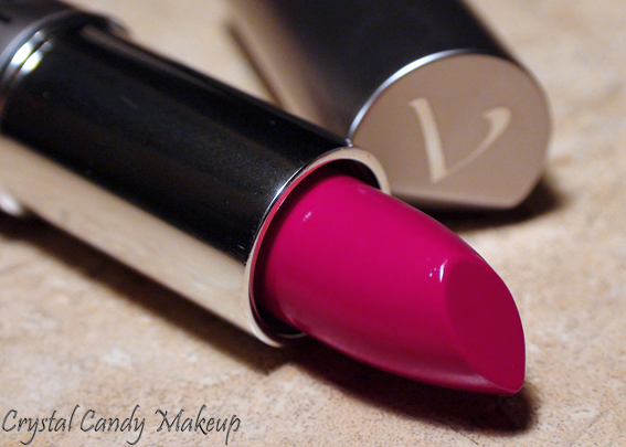 Rouge à lèvres Utra Luxe Hot Brit de Vasanti - Review
