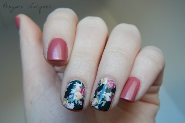 rival de loop 52 born pretty store flower water decals ohne flasche