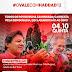 "Movimento ""pró-Haddad"" acontece nesta quinta-feira (4) em Rio Tinto"