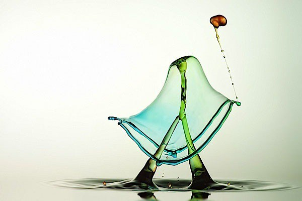 Green Pear Diaries, fotografía, arte, Markus Reugels, liquid art