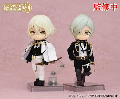 Touken Ranbu -ONLINE- Nendoroid Doll Higekiri e Hizamaru
