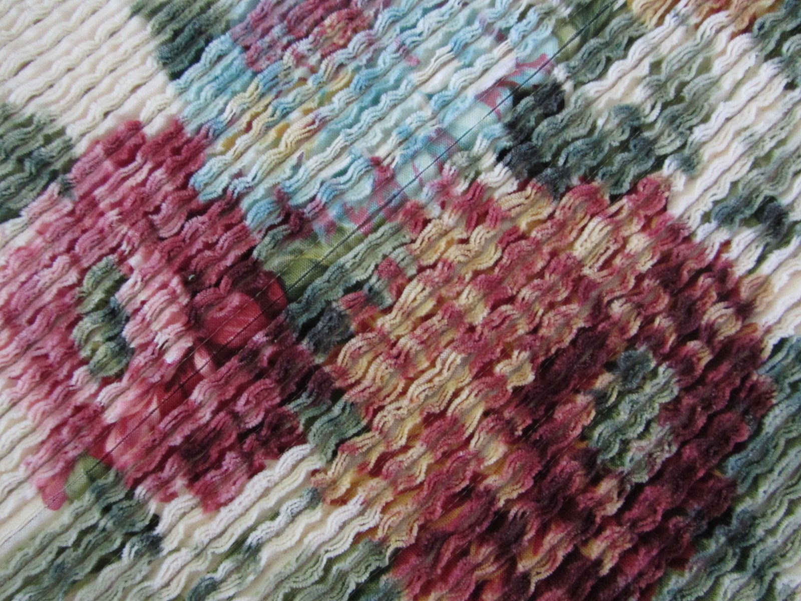 Quilters Workshop Chenille Chenille Chenille