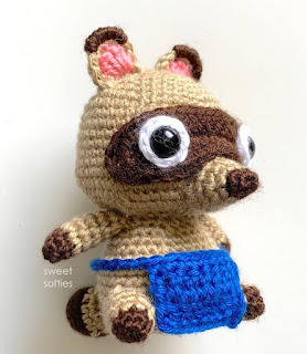 PATRON GRATIS TIMMY | ANIMAL CROSSING AMIGURUMI 37674
