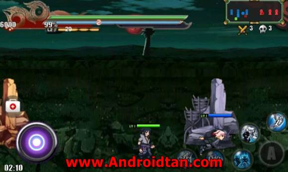 Download Game Naruto Shippuden Ultimate Naruto Senki 2 Mod By Doni Apk Terbaru 2017 Gratis