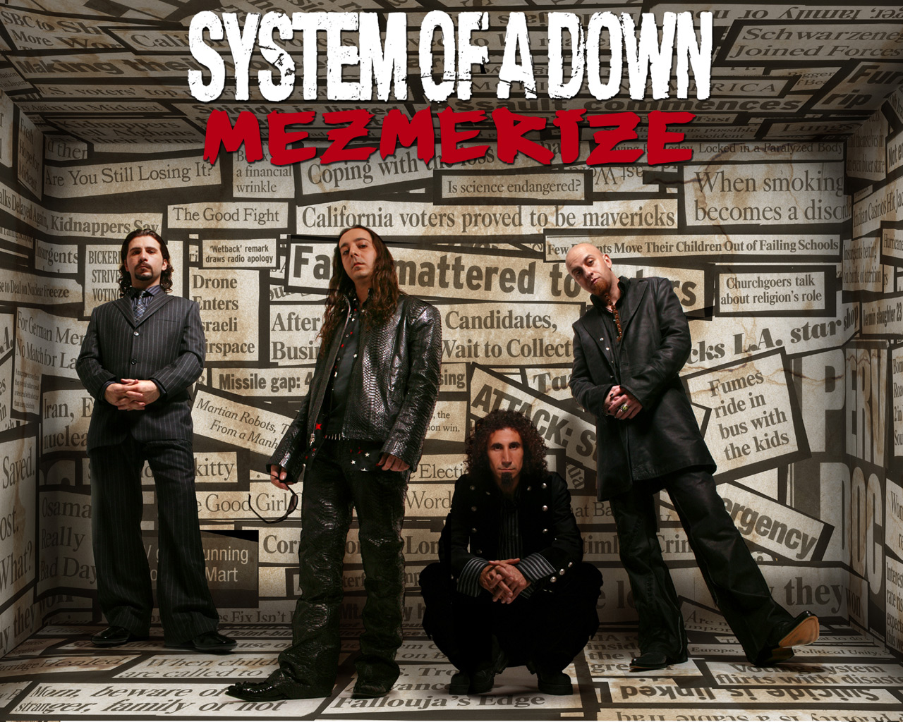 system of a down - b.y.o.b.mp3