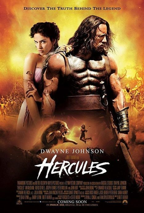 Hercules (2014) in Hindi Dubbed