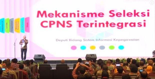 jadwal pendaftaran cpns 2018, mekanisme cpns 2018 terintegrasi, seleksi cpns 2018