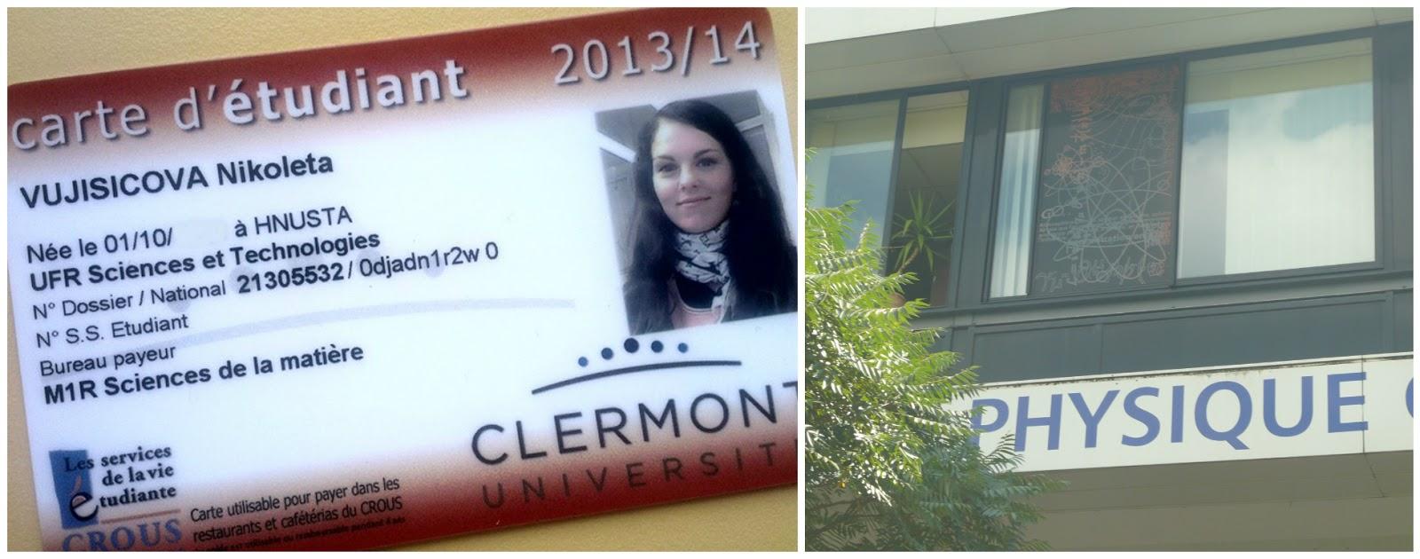 clermont university štúdium skúsenosti