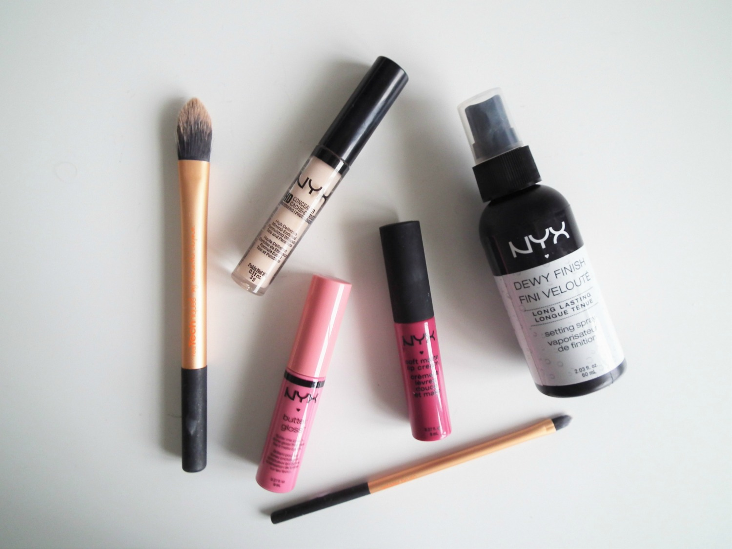 NYX Haul and First Impressions