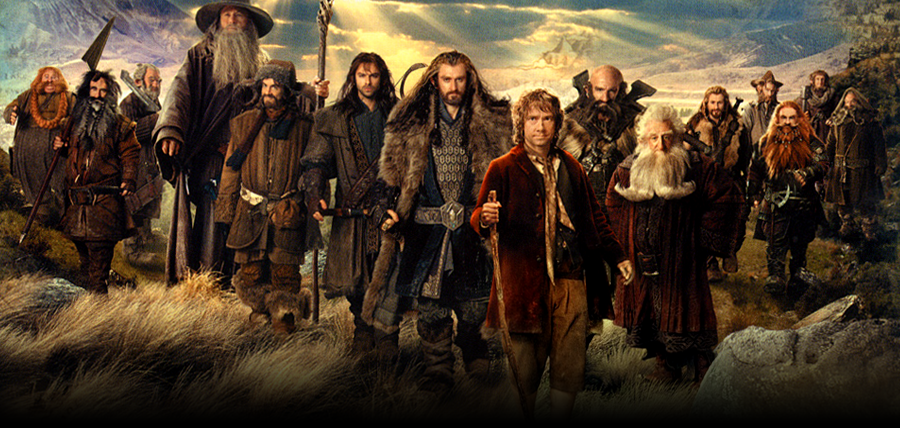 Ultima Parte A Trilogiei THE HOBBIT Se Intitulează Acum: THE BATTLE OF THE FIVE ARMIES