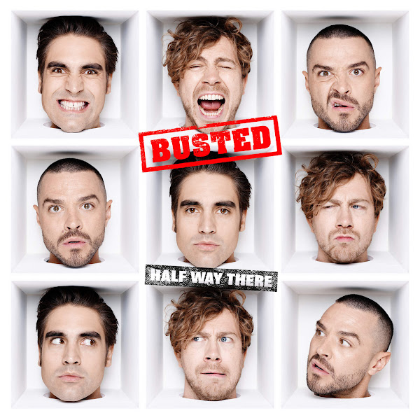 Busted - Nineties - Single Cover