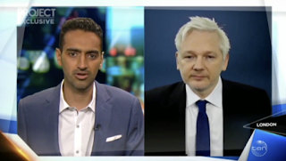 Julian Assange PLEADS With New Ecuadorian President To End His Embassy HELL