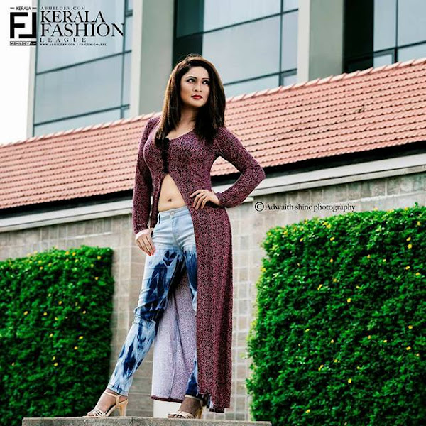 Archana Suseelan latest photo shoot