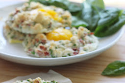 Eggs in Clouds For Breakfast