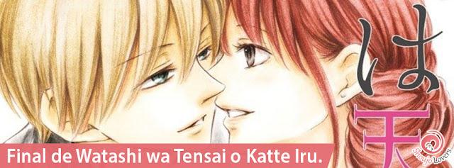Final de Watashi wa Tensai o Katte Iru.