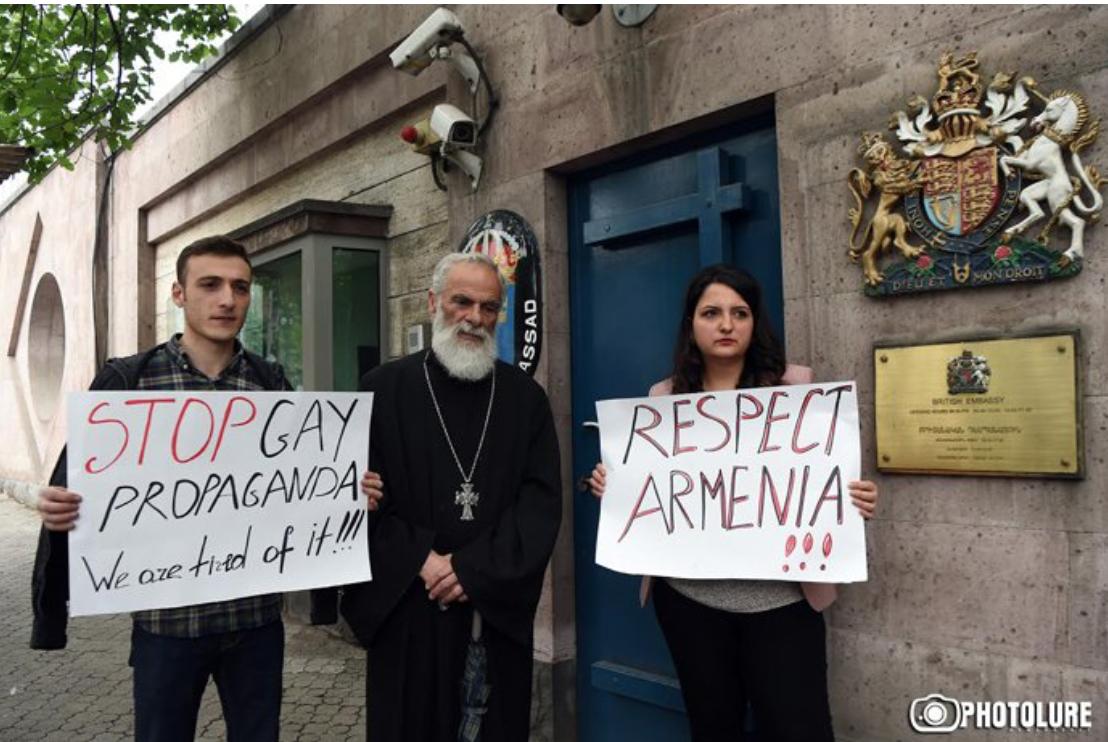 from Landen armenia gay yerevan