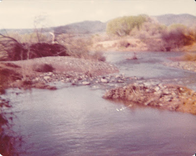 Verde River - Tickaboo Ranch - Camp Verde, Arizona