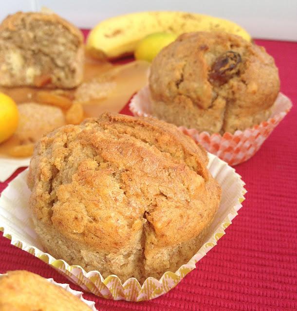 Sweet Kwisine, banane, banana bread, gâteau à la banane, kumkat, muffins