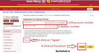 how to link Aadhar number to Punjab National Bank  account