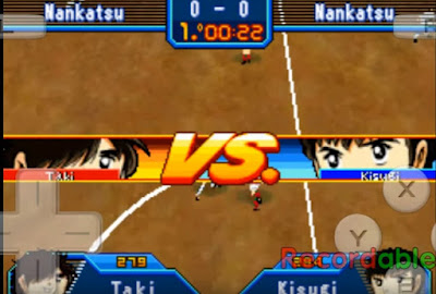 Captain Tsubasa New Kick Off Apk Data