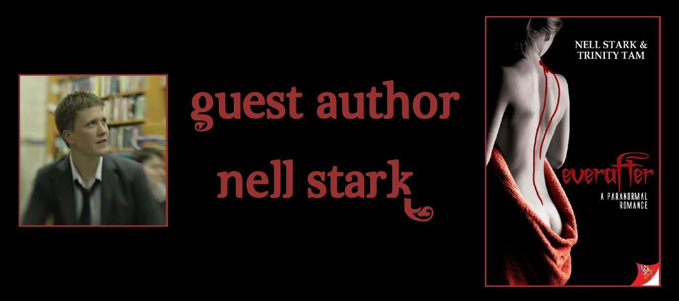 Paranormal Guest Author: Nell Stark + Everafter Giveaway